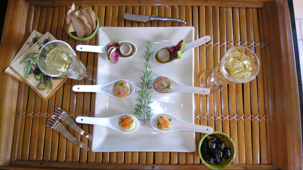Private dining on your own terrace - ImagineFrance